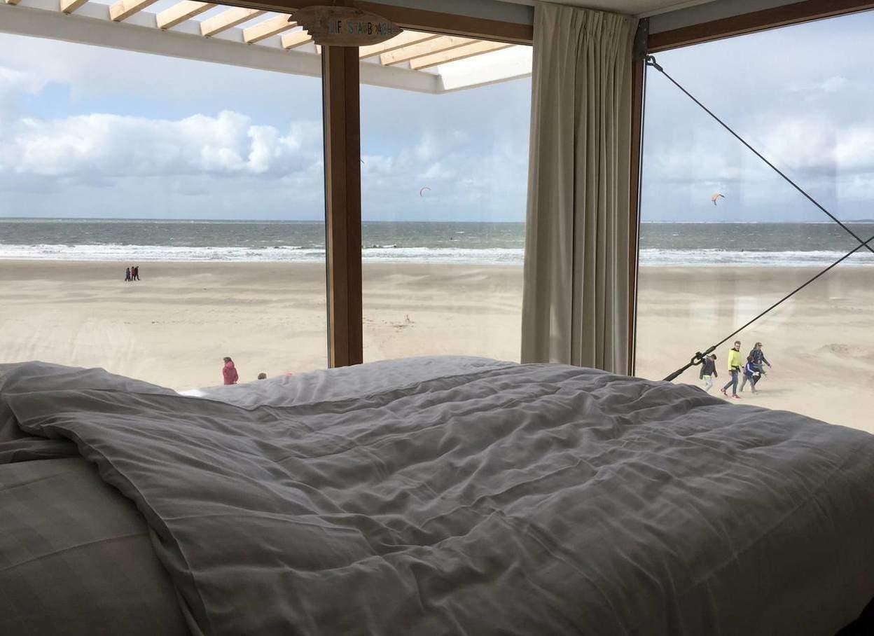strandhaus nieuwvliet top 10 der sch nsten strandh user. Black Bedroom Furniture Sets. Home Design Ideas